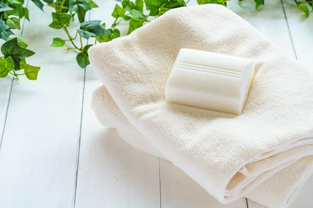 黒ずみ専用石鹸